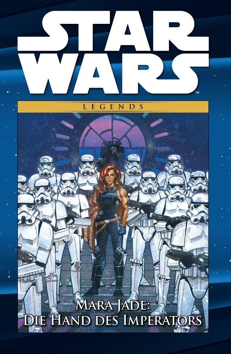 Star Wars Comic-Kollektion: Bd. 37: Mara Jade: Die Hand des Imperators Gebundenes Buch – 22. Januar 2018 Timothy Zahn Michael A. Stackpole Carlos Ezquerra Michael Nagula