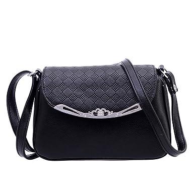 Ms. Schulter Messenger Handtasche,5-OneSize Laidaye