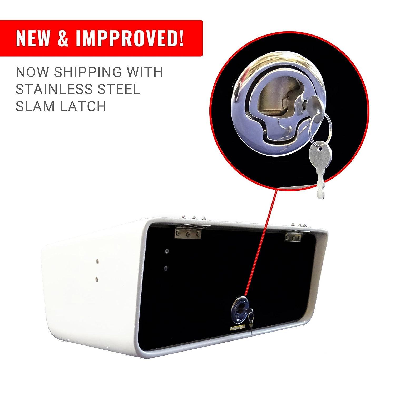 Amazon.com : Universal Boat T-Top Marine Electronics Box- Fishmaster :  Sports & Outdoors