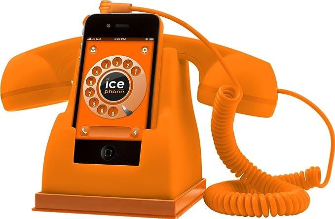 Ice Phone Handystation Retro Ipf Oe Von Ice Watch Orange