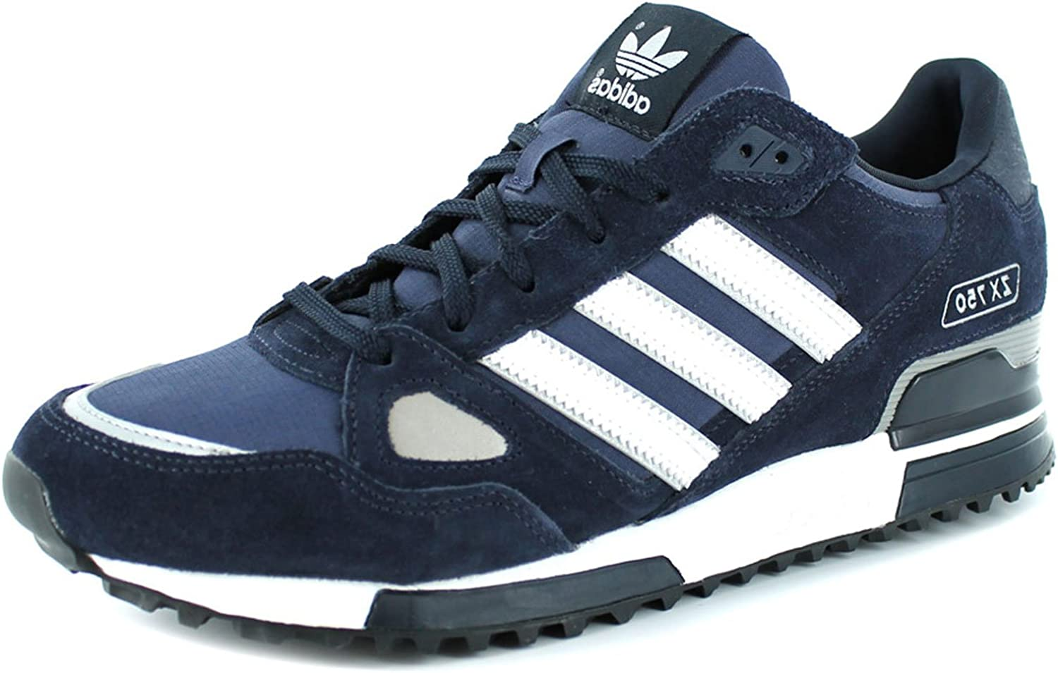 New Mens/Gents Drk/Navy/White Adidas