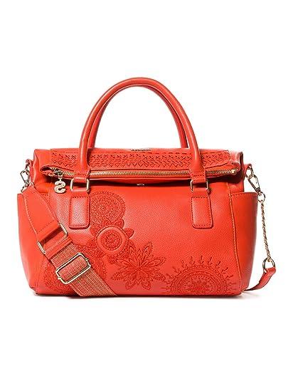 3e123d8fa52 Desigual Bag Dark Amber Loverty Women Desigual