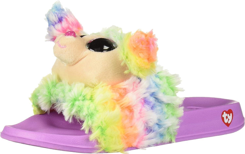 Ty Rainbow - Pool Slides med