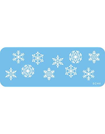 PME Plantilla de Copos de Nieve Jem