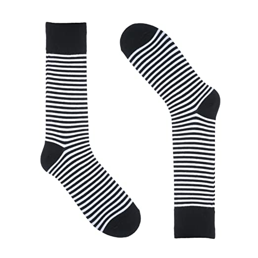21c6253a88c Image Unavailable. Image not available for. Color  Ivory + Mason Striped  Socks for Men - Dress Sock - Colorful ...