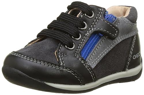 Geox B Each Boy A, Botines de Senderismo para Bebés: Amazon.es: Zapatos y complementos