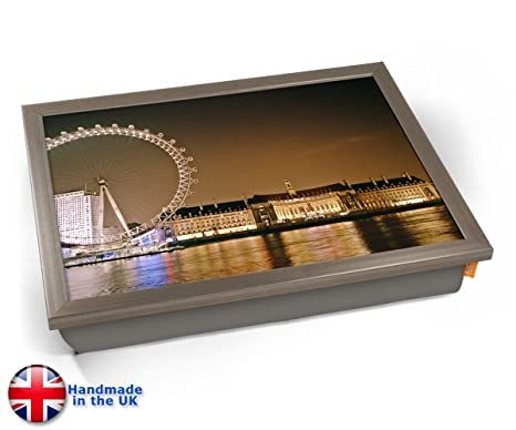 KICO London Eye Millenium - Bandeja para cojín, diseño de ...