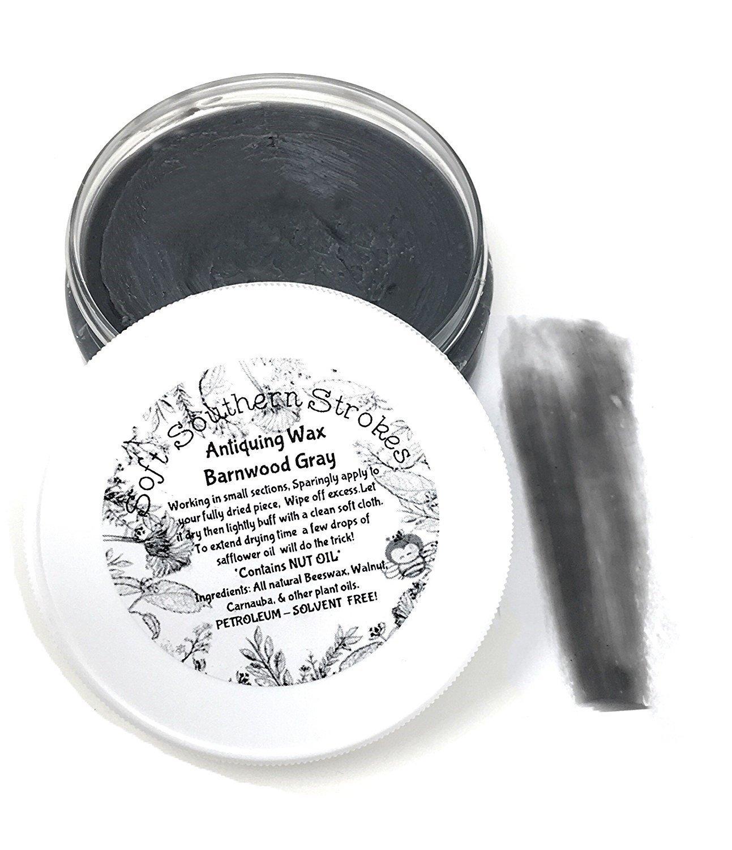 Amazon.com: Antiquing Wax, Decorative Soft Dark Finishing Wax for ...