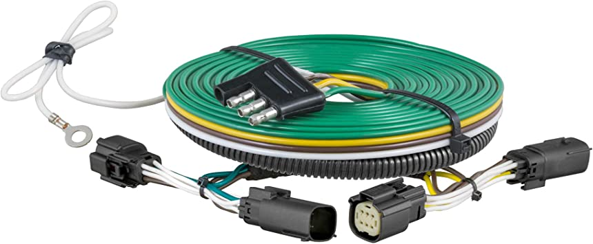 Amazon.com: CURT 58914 Custom Towed-Vehicle RV Wiring Harness for Dinghy  Towing, Select Ford Edge: Automotive | Ford Rv Wiring Harness |  | Amazon.com