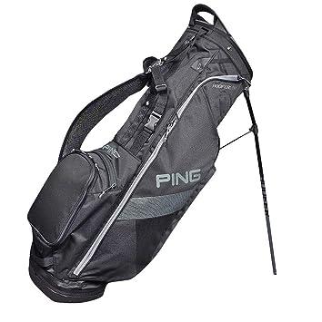 Nuevo Ping 2018 hoofer Lite Golf bolsa de soporte (negro ...
