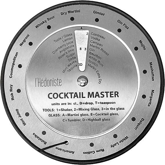 Balvi - Cocktail Master,lHédoniste: Amazon.es: Hogar