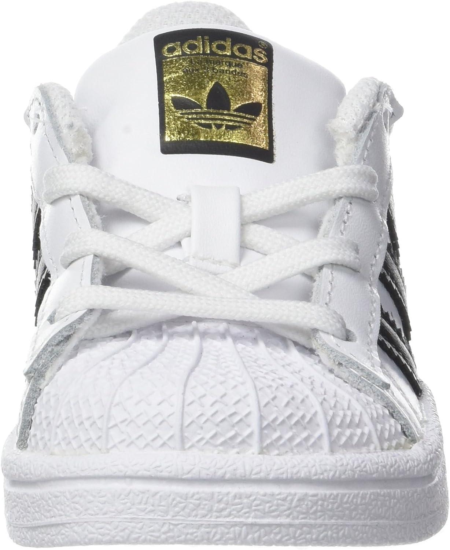 adidas Superstar Baskets Mixte b/éb/é