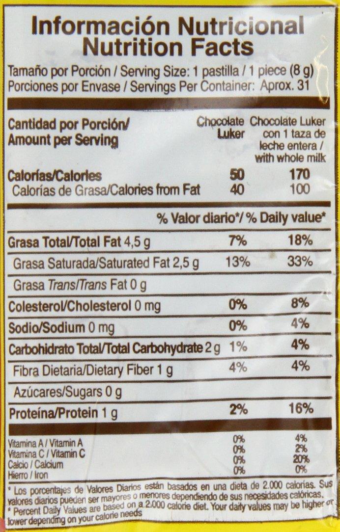 Amazon.com : Luker Chocolate, 8.8 Oz - Cloves and cinnamon : Grocery & Gourmet Food