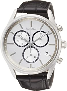 Calvin Klein Mens Quartz Watch K4M271C6