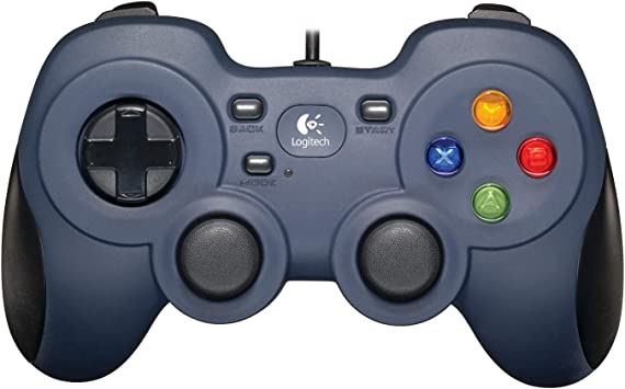 Logitech F310 Kabelgebundenes Gamepad Controller Mit Computer Zubehör
