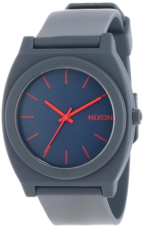 Nixon A119-980 - Reloj, correa de poliuretano