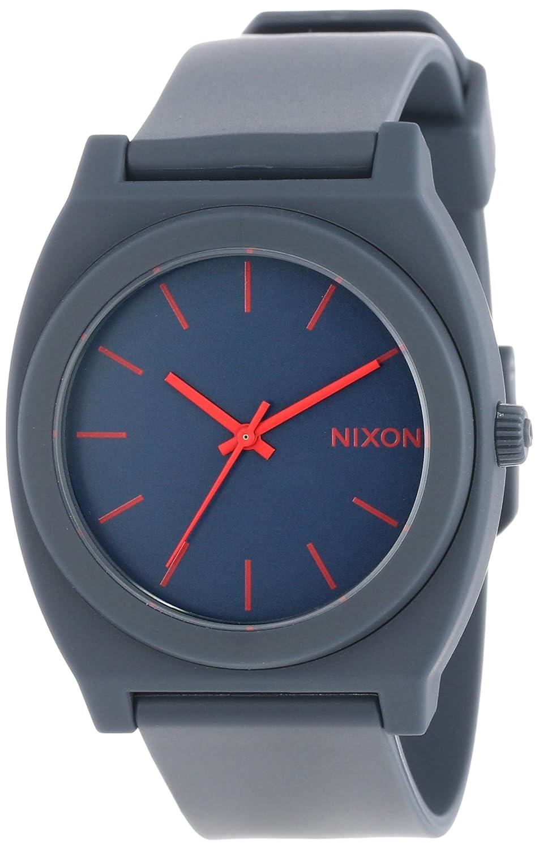 Amazon com: Nixon Men's A119692-00 Time Teller P Analog