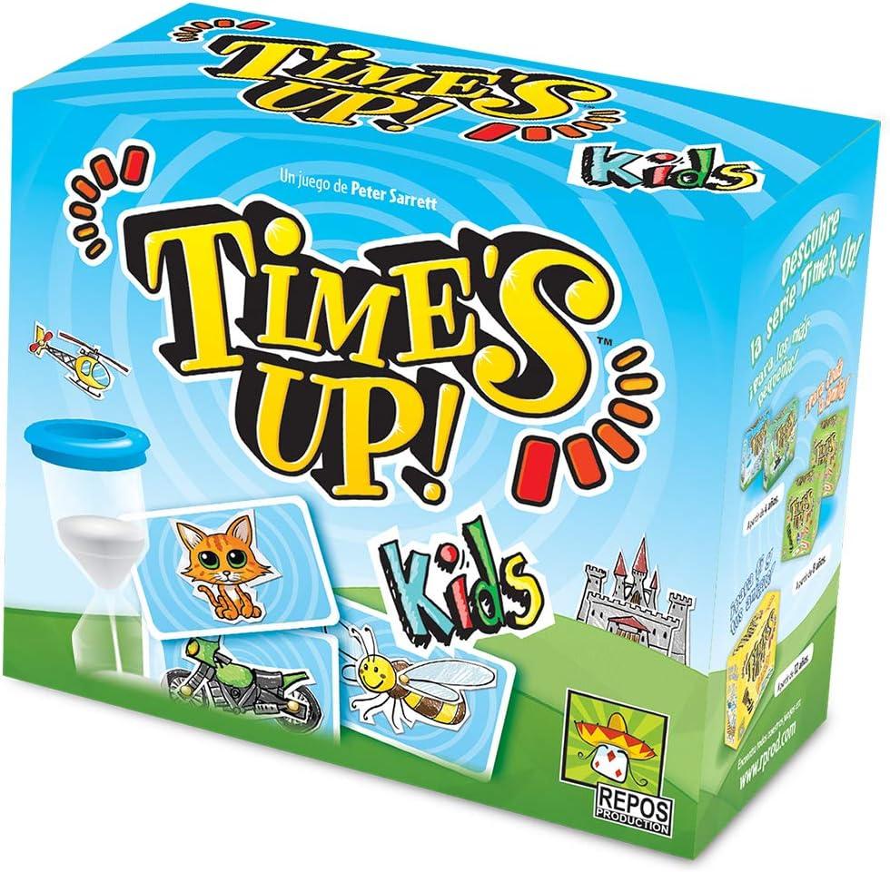 Repos Production-Times Up Kids 1 (TUK1-SP01 /TUK01ES): Amazon.es: Juguetes y juegos