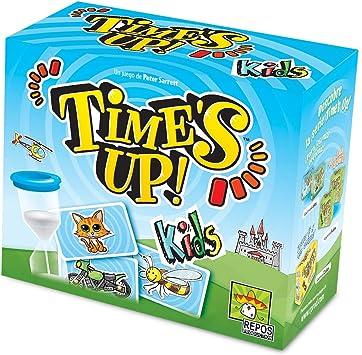 Oferta amazon: Repos Production-Time's Up Kids 1 (TUK1-SP01 /TUK01ES)