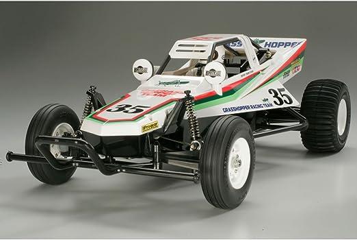 Amazon Com Tamiya 58346 The Grasshopper Rc Car Toys Games