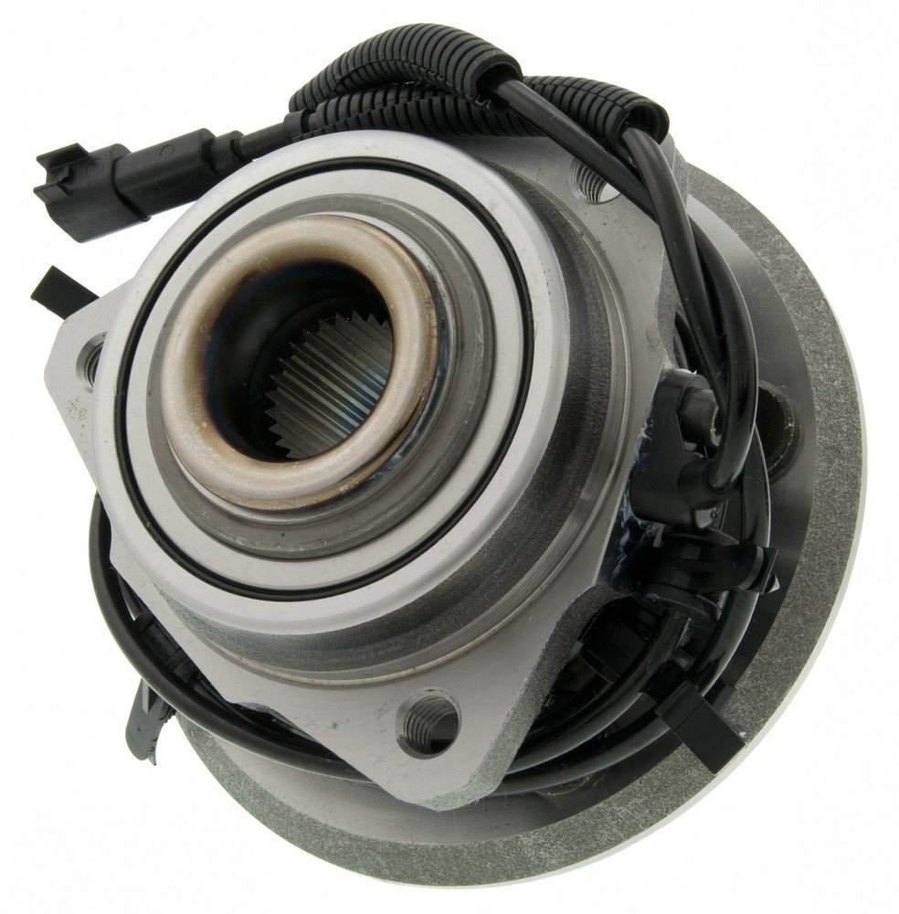 2007 fits Jeep Liberty Limited, Sport - One Bearing Included with Two Years Warranty Front Right Wheel Bearing and Hub Assembly Note: 3.7 Liter V6 4-Wheel ABS