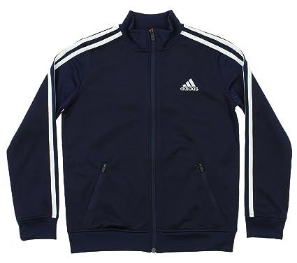 c2e66e9a9388 Amazon.com  adidas Boys Separates Training Track Jacket (Big Kids ...