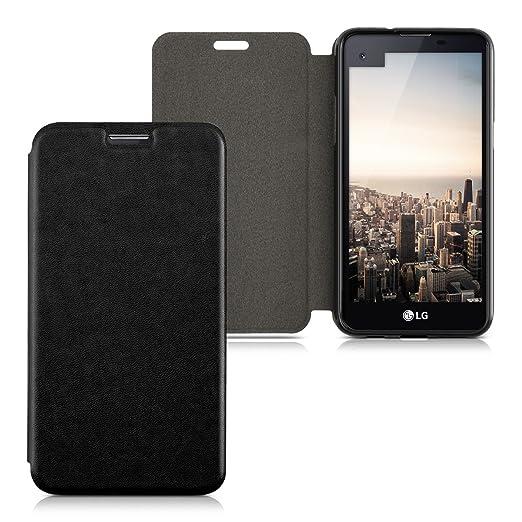 3 opinioni per kwmobile Custodia per LG X Screen- Cover a libro in simil pelle per cellulare-
