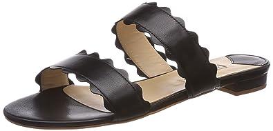 Pantoffeln, Mocassins Femme, Noir (Nero), 42 EUFabio Rusconi