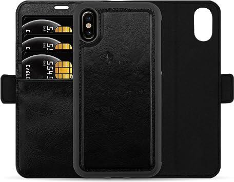 E-Tree Coque étui magnétique pour iPhone 5S/SE/5, protection ...