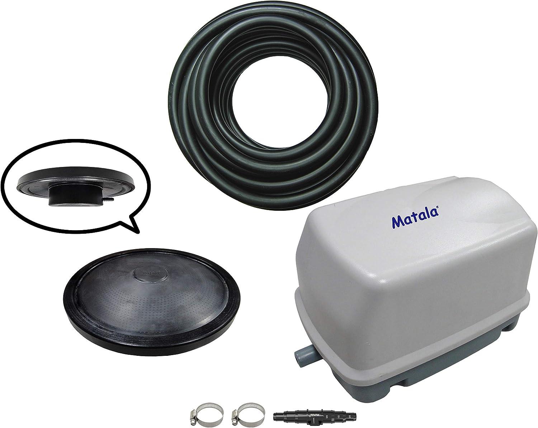 Matala Hakko MEA Pro 2 PLUS EZ-air Pond Aeration Complete System