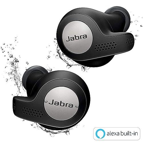 Jabra Elite Active 65t チタンブラック
