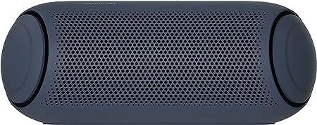 Comprar LG XBOOM Go PL5 - Altavoz Bluetooth de 20W de Potencia con Sonido Meridian, autonomía 18 Horas, Bluetooth 5.0, protección IPX5, iluminación LED, USB-C, comandos de Voz Google y Siri, Dual Action Bass