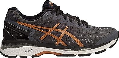 Asics Gel-Kayano 23 - Zapatillas de correr para hombre, acero / cobre / negro, 8 D(M) US: Amazon.es: Zapatos y complementos