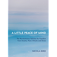 A Little Peace of Mind: The Revolutionary Solution for Freedom from Anxiety, Panic Attacks and Stress (English Edition)