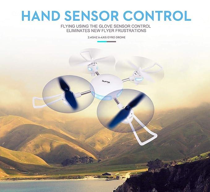 Amazon.com: F-7 Orbis Serie de control de sensor de mano de ...