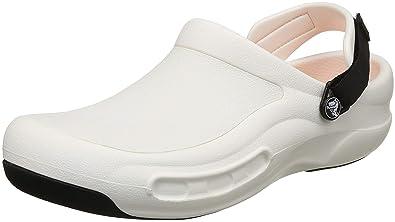 73c98b11f crocs Men s and Women s Bistro Pro Work Clog Slip Resistant Work ...