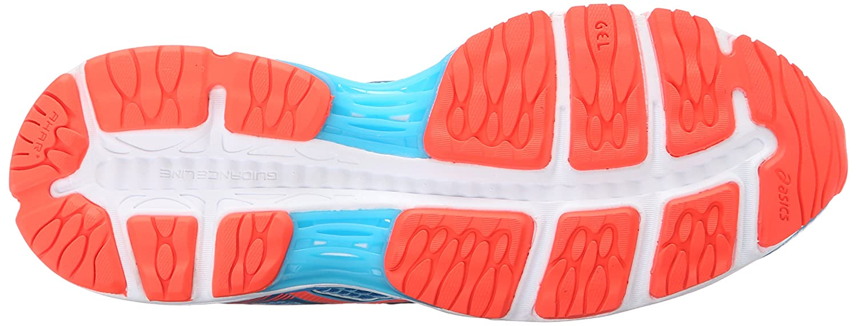 Cúmulos De Gel De La Mujer Asics 18 W Zapatos Para Correr PIbwKhz0k6