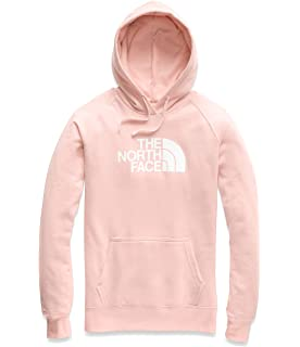 bb2c98c50 Amazon.com: North Face Womens W AVALON PULLOVER HOODIE, Melon Red ...