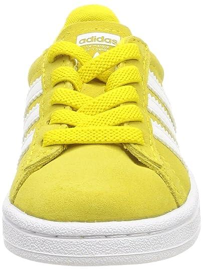 new product 85a90 d117e adidas Campus El, Sneakers Basses Mixte Bébé Amazon.fr Chaussures et Sacs