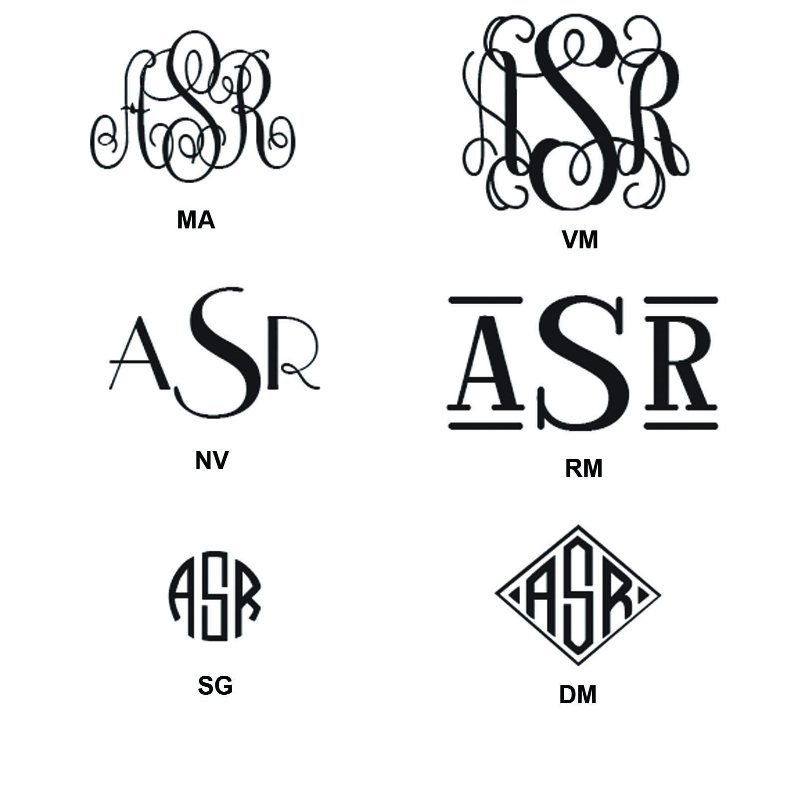 Custom Foil Napkins - Guest Towel- with Monogram - 3281M by American Stationery