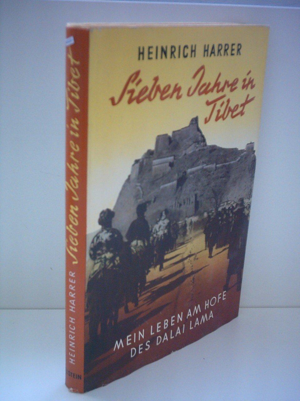 Sieben Jahre in Tibet (gekürzte Ausgabe), Mein Leben am Hofe des Dalai Lama