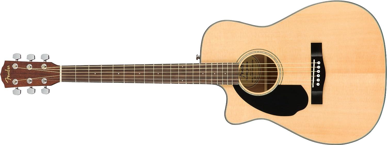 Fender CC de 60sce LH zurdos Western Guitarra