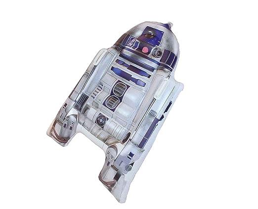 Happy People Star Wars R2 D2 - Colchón hinchable, 1: Amazon ...