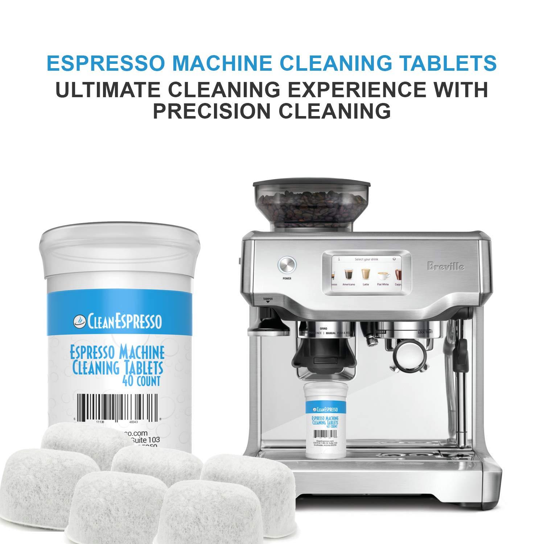 Breville BRF-020 - Pastillas de limpieza para máquina de café ...