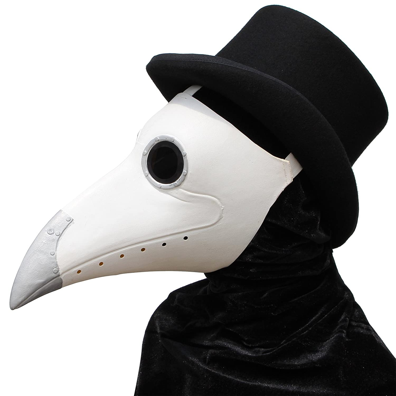 mascara cosplay steampunk