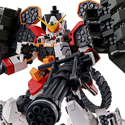 Bandai 1/100 MG XXXG-01H Gundam Heavy Arms EW Egel Unit: Toys & Games [5Bkhe1802874]