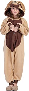 RG Costumes 40309 Funsies' Devin The Dog, Child Small/Size 4-6, Brown