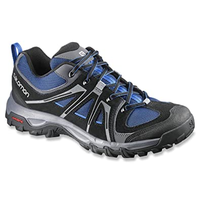 Chaussure de marcheRando Trail SALOMON Evasion 2 Aero Noir Gris