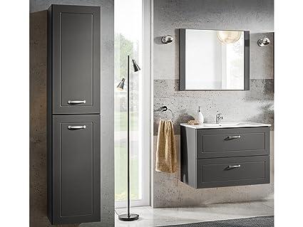 Mobili da bagno amazon justhome fine vi set mobili da bagno mobili da bagno lavabo parti with - Amazon mobili bagno ...