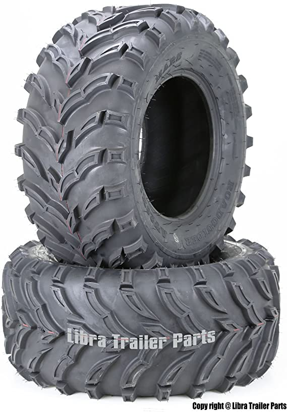 2 New ATV/UTV Tires 26x9-12 26x9x12 6PR 10275